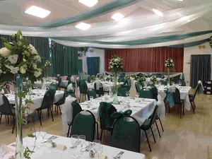 Weddings at Hanney War Memorial Hall