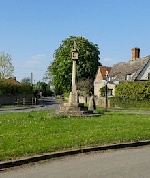 Walk 01 - Starting from the Buttercross in West Hanney